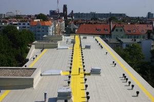 nouveaux produits b timents triflex cryl sc 237 la solution de marquage des toits plats le. Black Bedroom Furniture Sets. Home Design Ideas