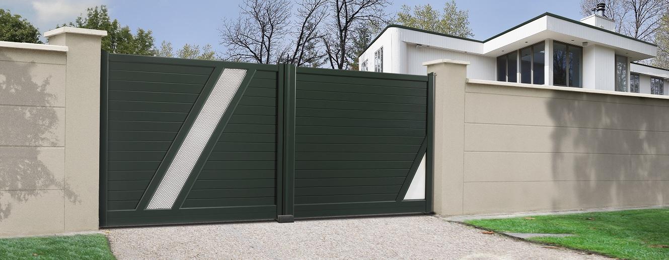 Nouveaux produits b timent vendome fermetures portails for Notice porte de garage vendome