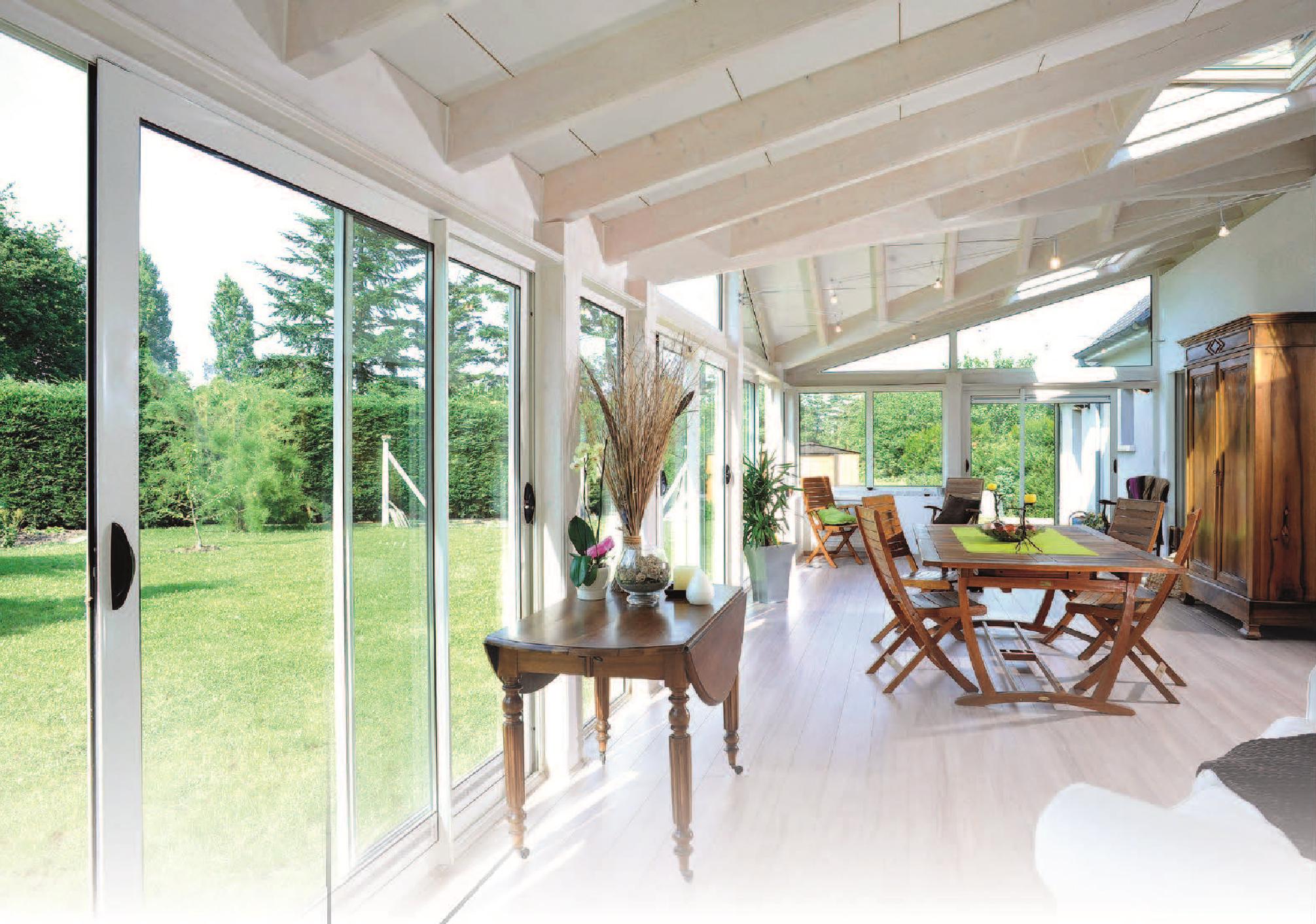 Veranda Terrasse Appartement : V u00e9randa pour terrasse d u0026#39;appartement